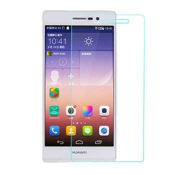 محافظ صفحه نمایش شیشه ای مدل Tempered مناسب برای گوشی موبایل هوآوی Ascend P7
