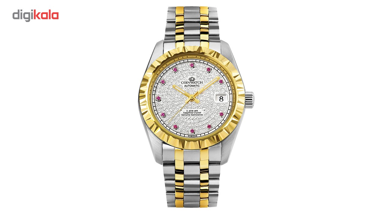 خرید ساعت مچی عقربه ای مردانه کوین واچ مدل C103TSV