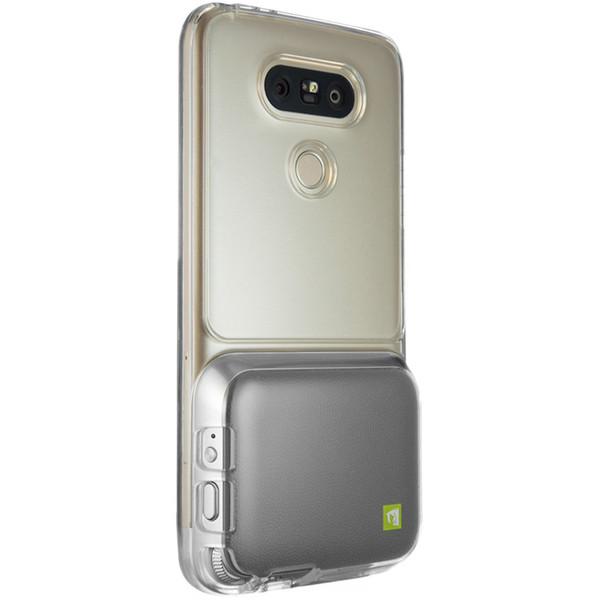 کاور وویا مدل CleanUP Transparent Jelly مناسب برای گوشی موبایل ال جی G5 Cam Plus