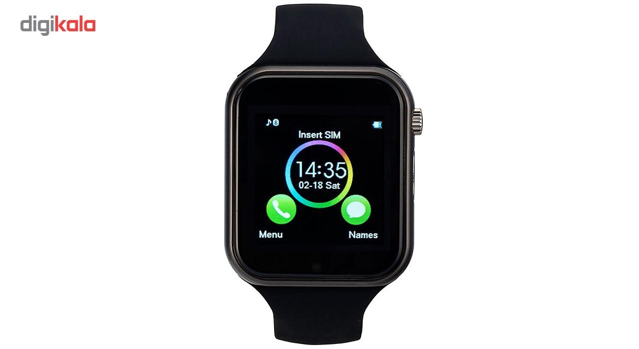 خرید ساعت هوشمند وی سریز مدل WEAV101