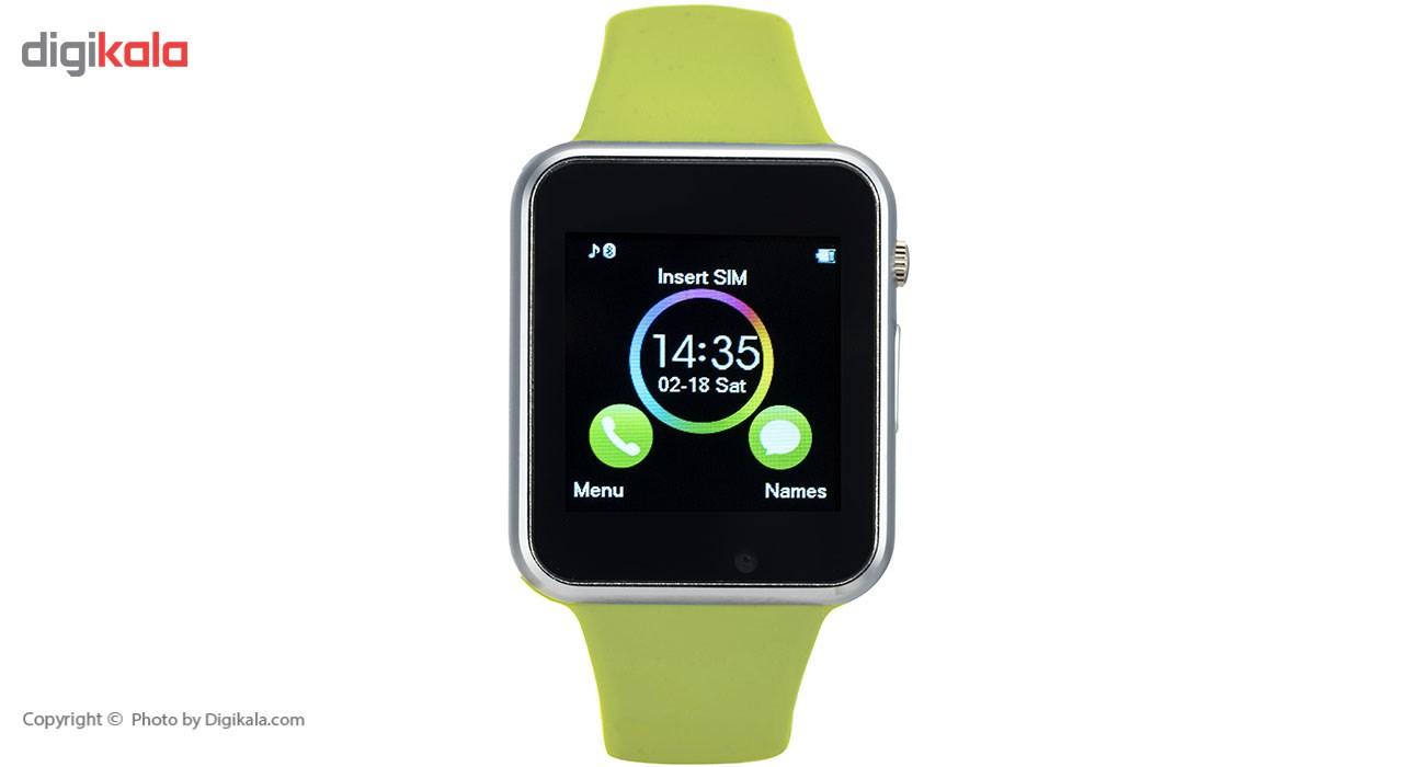 ساعت هوشمند وی سریز مدل WEAV101 main 1 2