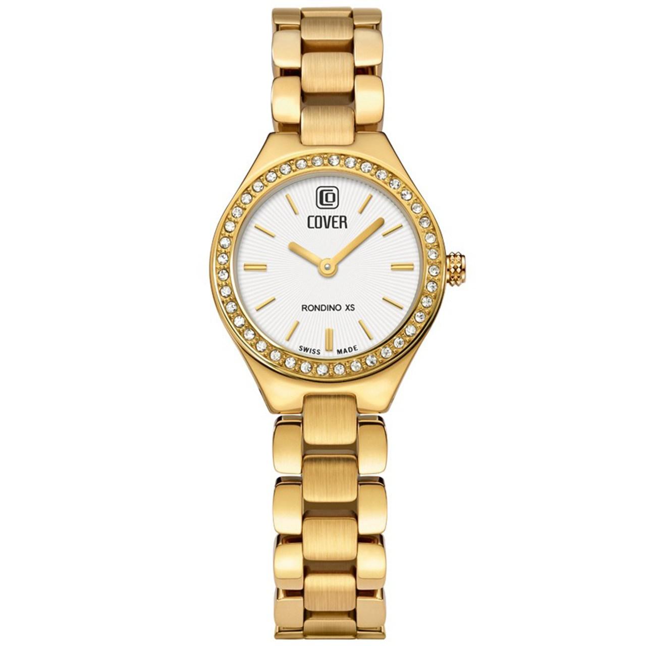 ساعت مچی عقربه ای زنانه کاور مدل Co168.09