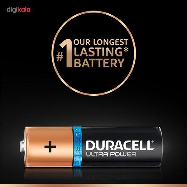 باتری قلمی دوراسل مدل Ultra Power بسته 4 عددی main 1 2