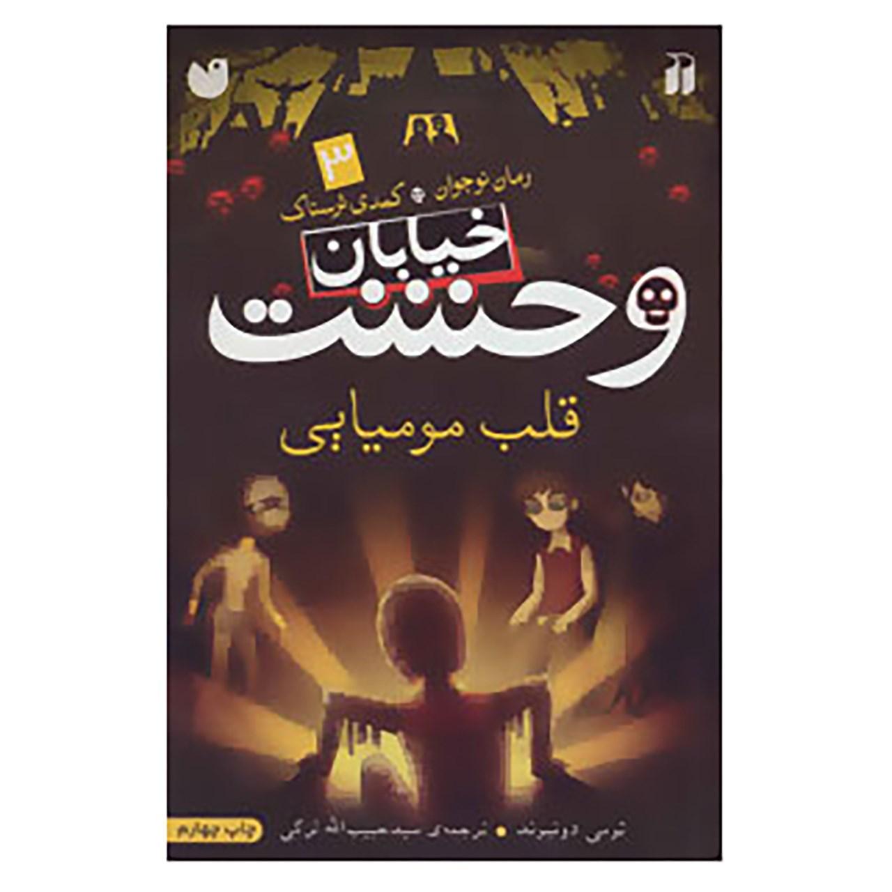 خرید                      کتاب خیابان وحشت 3 اثر تومی دونبوند