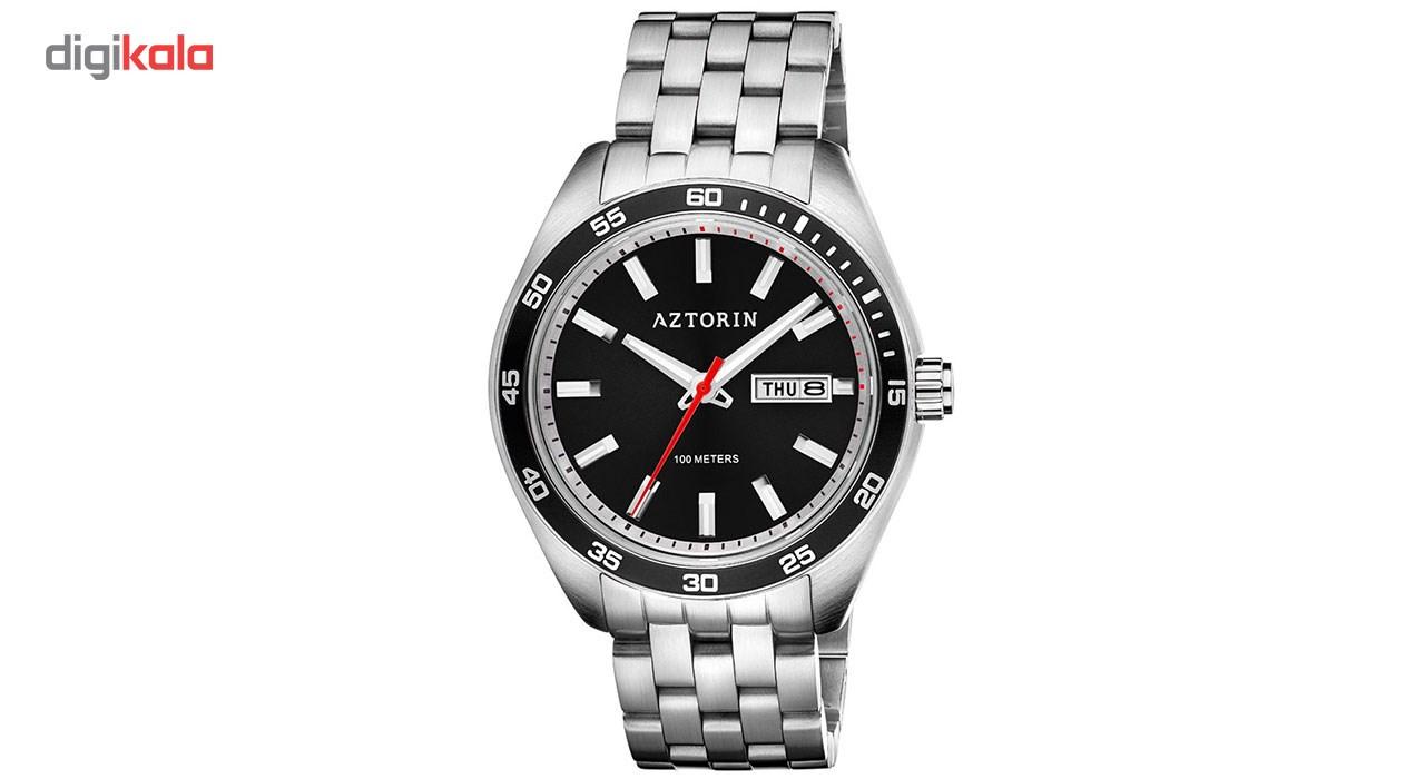 ساعت مچی عقربه ای مردانه ازتورین مدل A062.G303