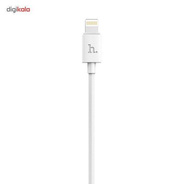 کابل تبدیل USB به لایتنینگ هوکو مدل UPL11 L Shape طول 1.2 متر main 1 4