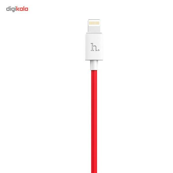 کابل تبدیل USB به لایتنینگ هوکو مدل UPL11 L Shape طول 1.2 متر main 1 6