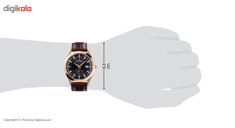 ساعت مچی عقربه ای مردانه آلبرت ریله مدل 207GQ10-SP11I-LN