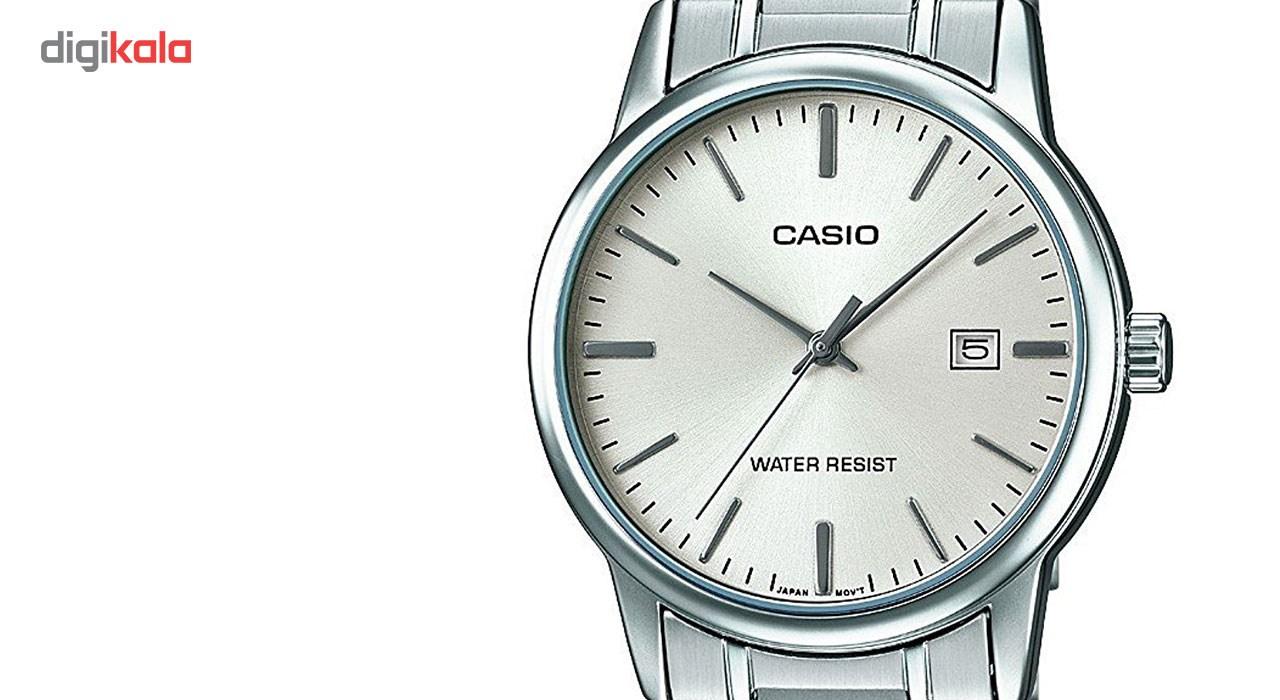 ساعت  کاسیو مدل MTP-V002D-7AUDF