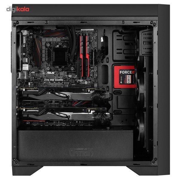 کیس کامپیوتر گرین مدل Z4 Astiak main 1 5
