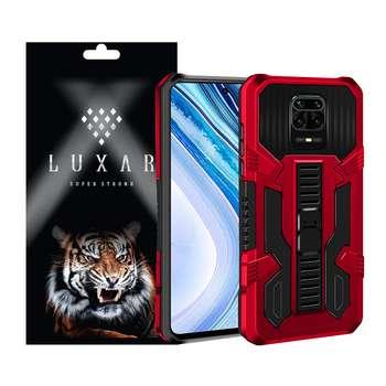 کاور لوکسار مدل kikstand-100 مناسب برای گوشی موبایل شیائومی Redmi Note 9 Pro/ 9s