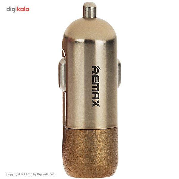 شارژر فندکی ریمکس مدل Finchy RC-C103 به همراه کابل شارژ main 1 1