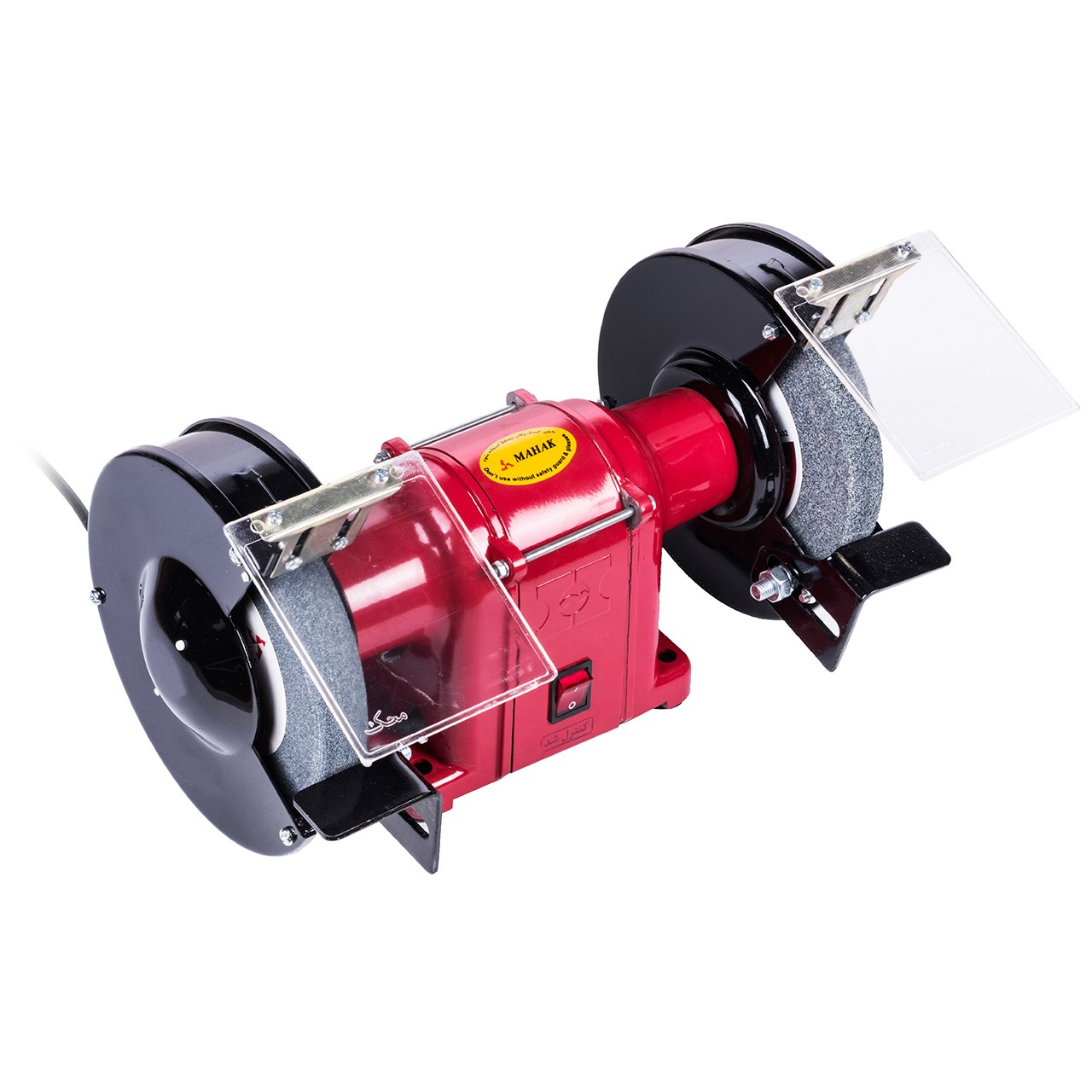 چرخ سنباده محک مدل GD175H