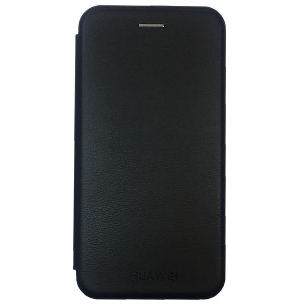 کیف کلاسوری مدل Leather  مناسب برای گوشی موبایل هواوی Y7 Prime 2018