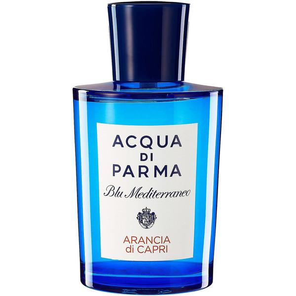 ادو تویلت مردانه آکوا دی پارما سری Blu Mediterraneo مدل Arancia Di Capri حجم 150 میلی لیتر