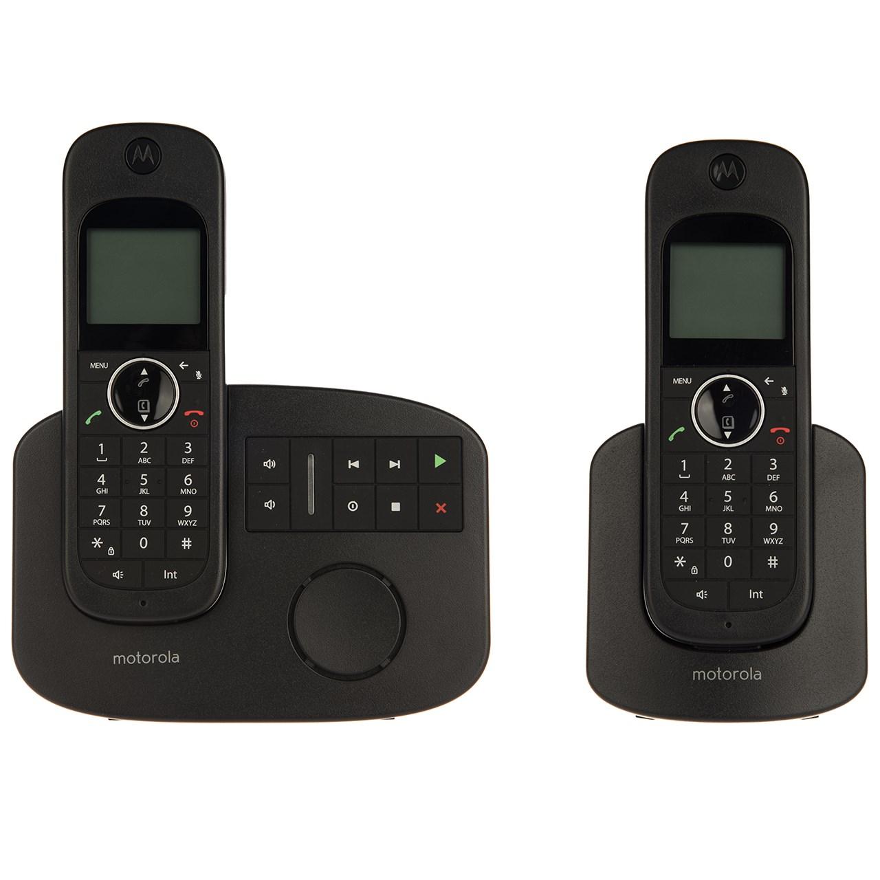 خرید                     تلفن بی سیم موتورولا مدل D1012