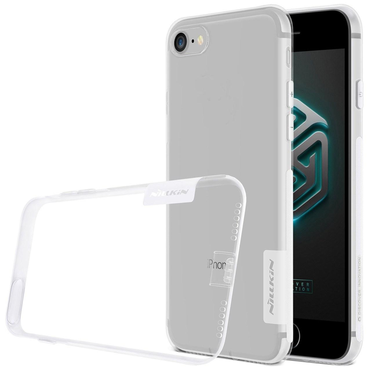 کاور نیلکین مدل Nature مناسب برای گوشی موبایل آیفون 7              ( قیمت و خرید)