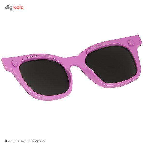 فریم عینک آفتابی سواچ مدل SEF02SBV005 بدون دسته -  - 2