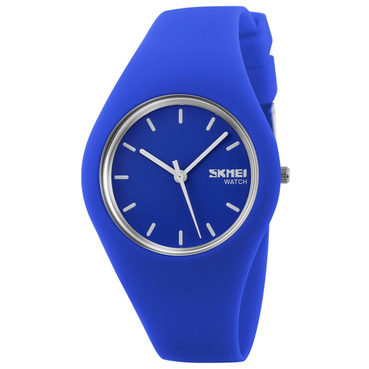 ساعت مچی عقربه ای اسکمی مدل S9068/Blue              ارزان