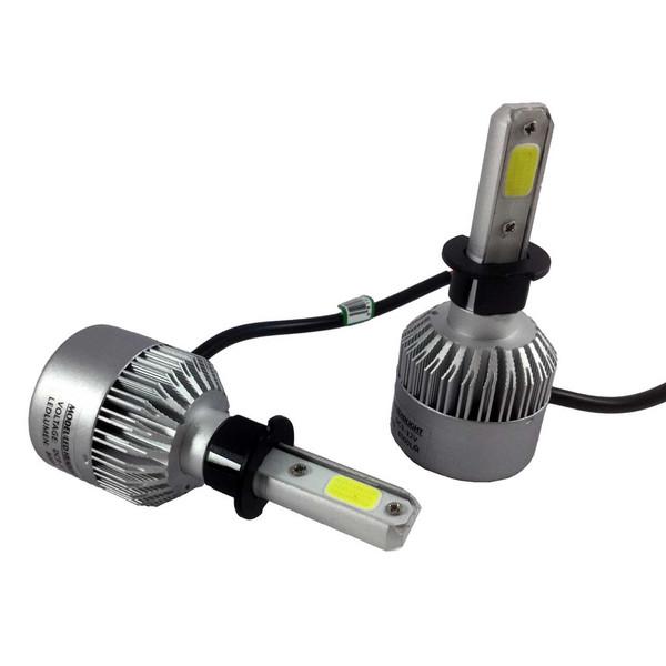 لامپ خودرو T2 مدل H3 بسته 2 عددی