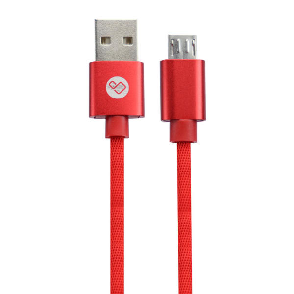کابل تبدیل USB به microUSBپرووان مدل S01 طول 0.20 متر