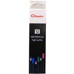 مداد مشکی مدل Benito HB بسته 12 عددی thumb