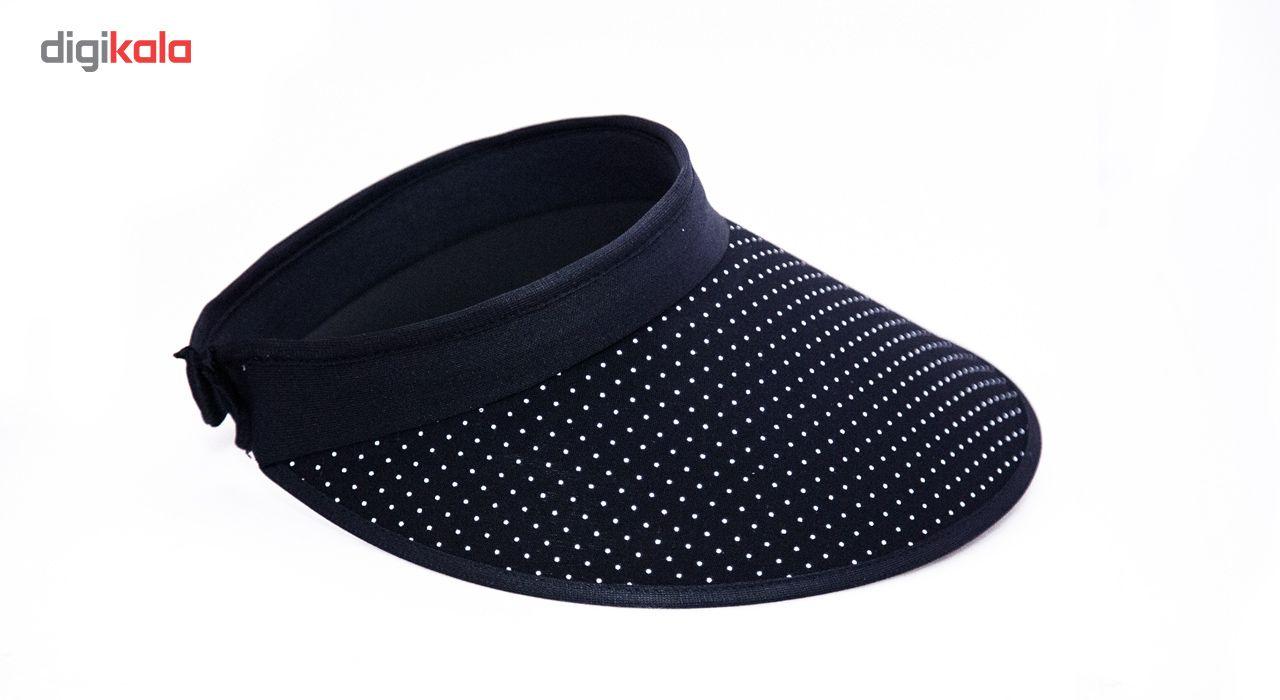 کلاه آفتابگیر مدل 1103 charchoob main 1 2