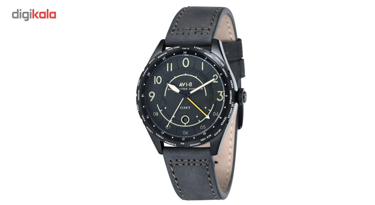 ساعت مچی عقربه ای مردانه ای وی-8 مدل AV-4035-05