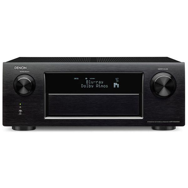 گیرنده صوتی و تصویری دنون مدل AVR-X5200W