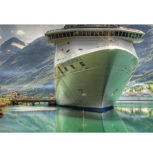 تابلو شاسی آکو طرح 11 Ship سایز 20×28 سانتی متر