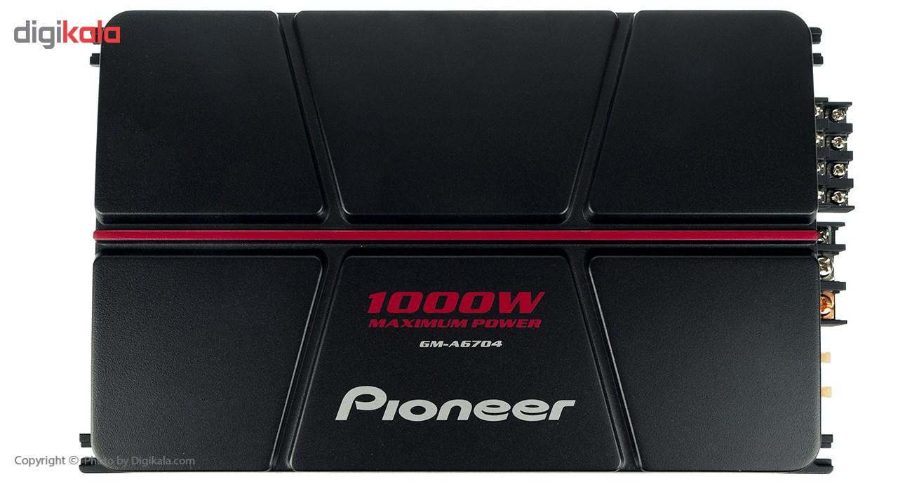خرید اینترنتی                     آمپلی فایر خودرو پایونیر GM-A6704