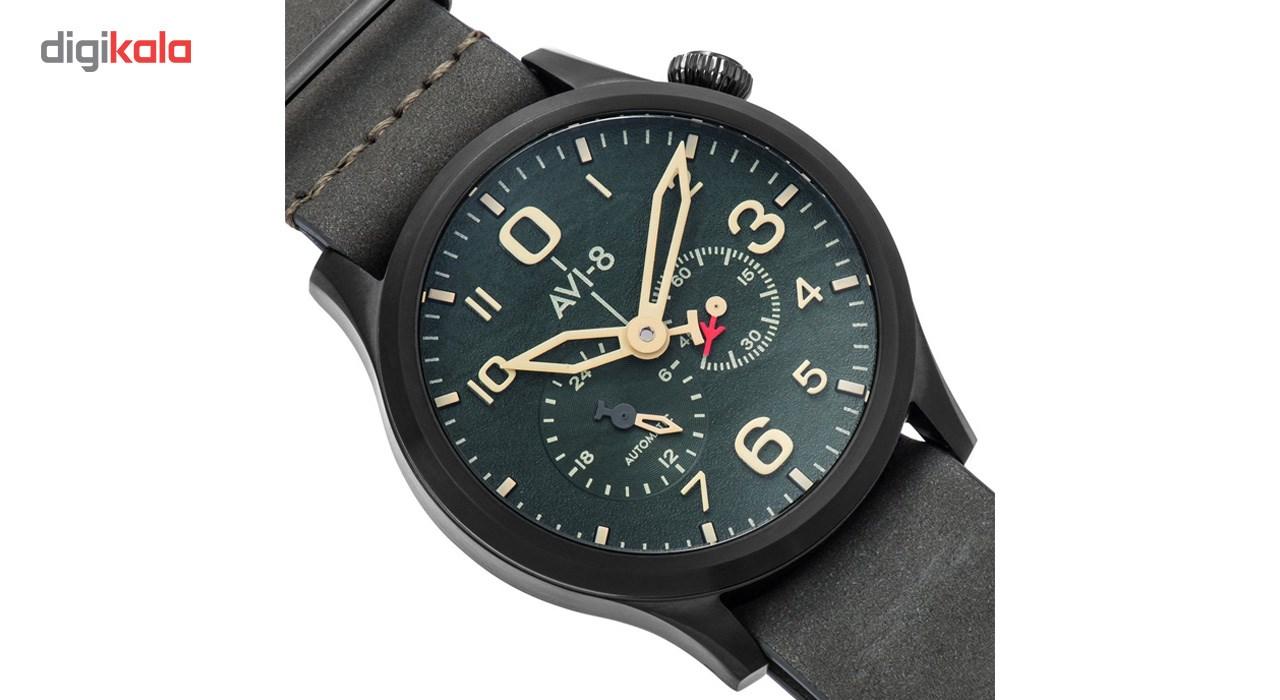 ساعت مچی عقربه ای مردانه ای وی-8 مدل AV-4048-03
