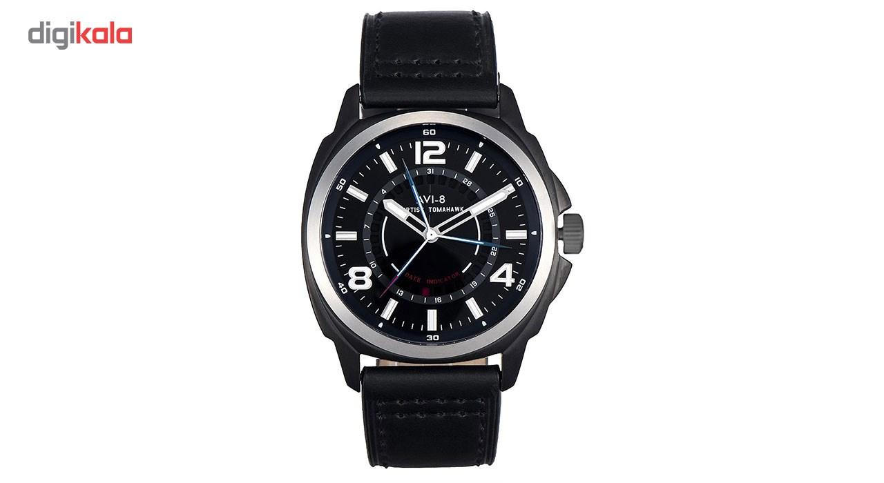 خرید ساعت مچی عقربه ای مردانه ای وی-8 مدل AV-4032-03