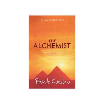 رمان انگلیسی The Alchemist اثر پائولو کوئیلو