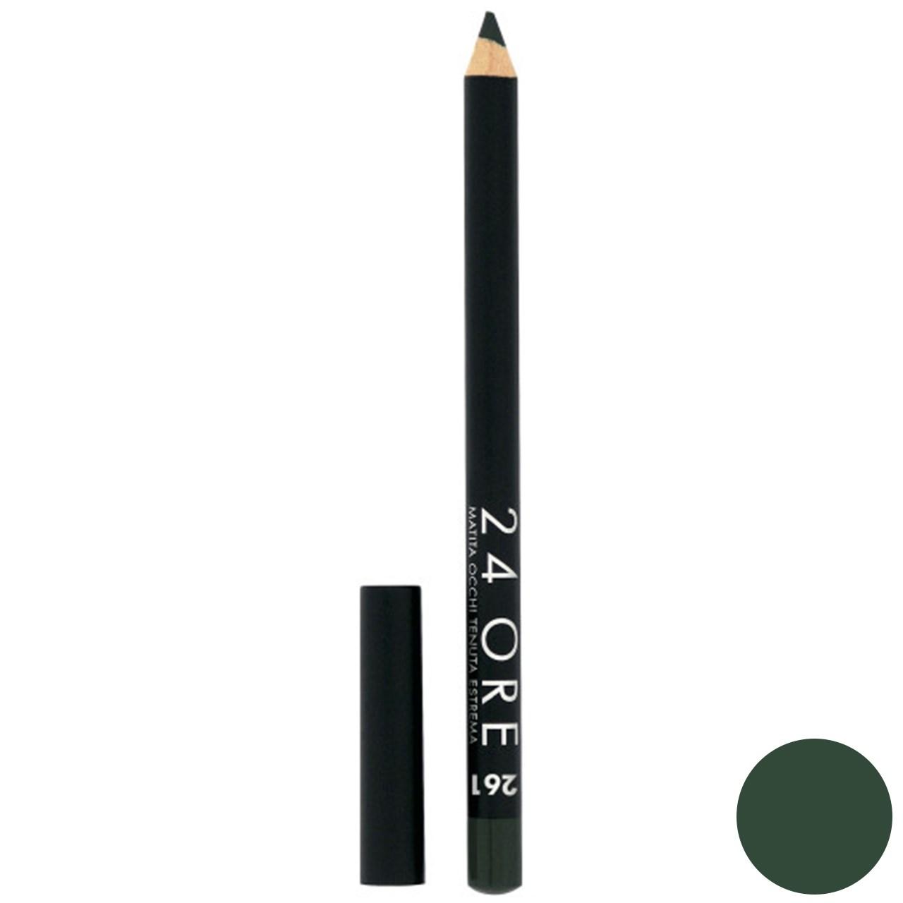 مداد چشم دبورا سری Matita Occhi24h مدل 24ORE شماره 261