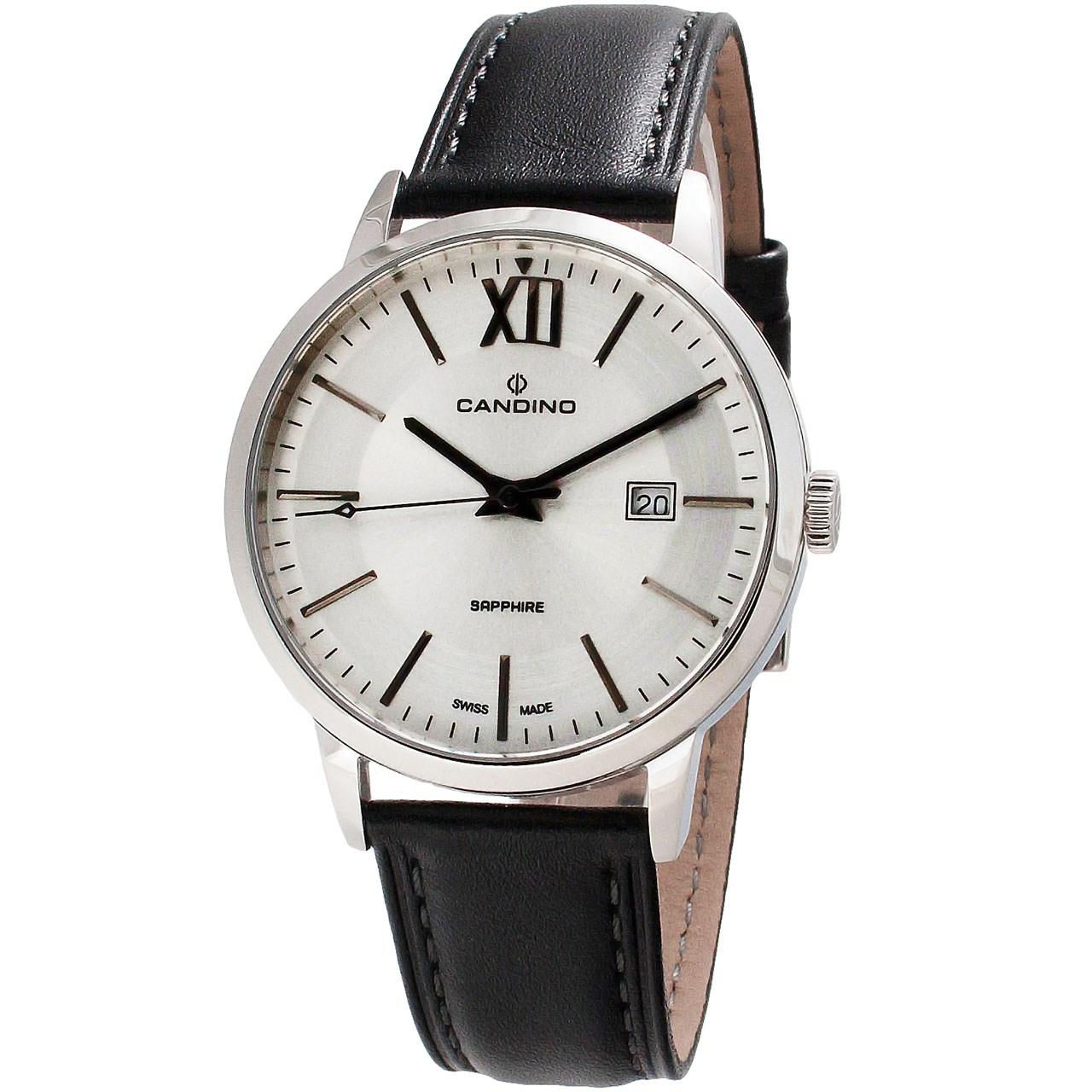 ساعت مچی عقربه ای مردانه کاندینو مدل C4618