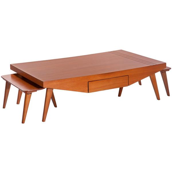 میز جلو مبلی نیک آذین مدل کاپا کد W1
