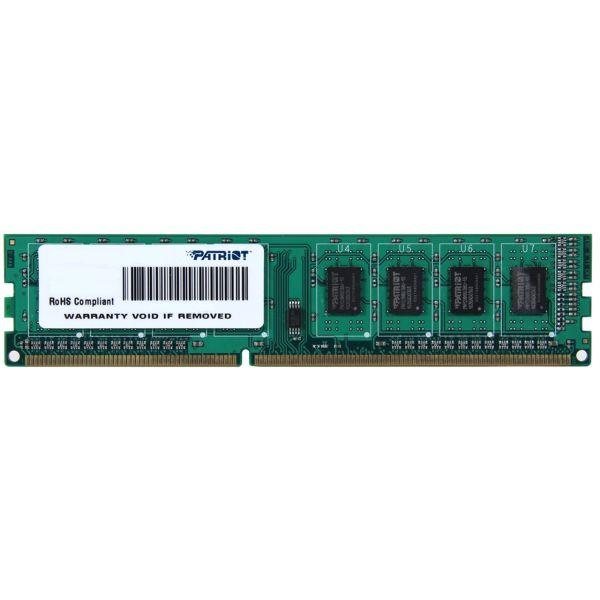 رم دسکتاپ DDR3 تک کاناله 1600 مگاهرتز CL11 پتریوت سری Signature ظرفیت 8 گیگابایت