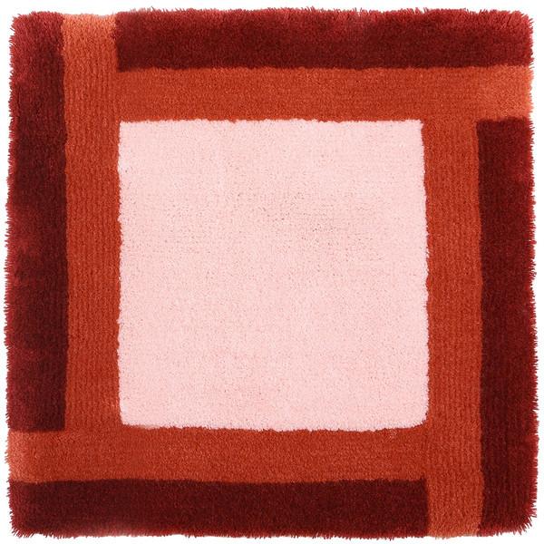 پادری فرش مریم طرح شیراز سایز 47 × 47 سانتی متر