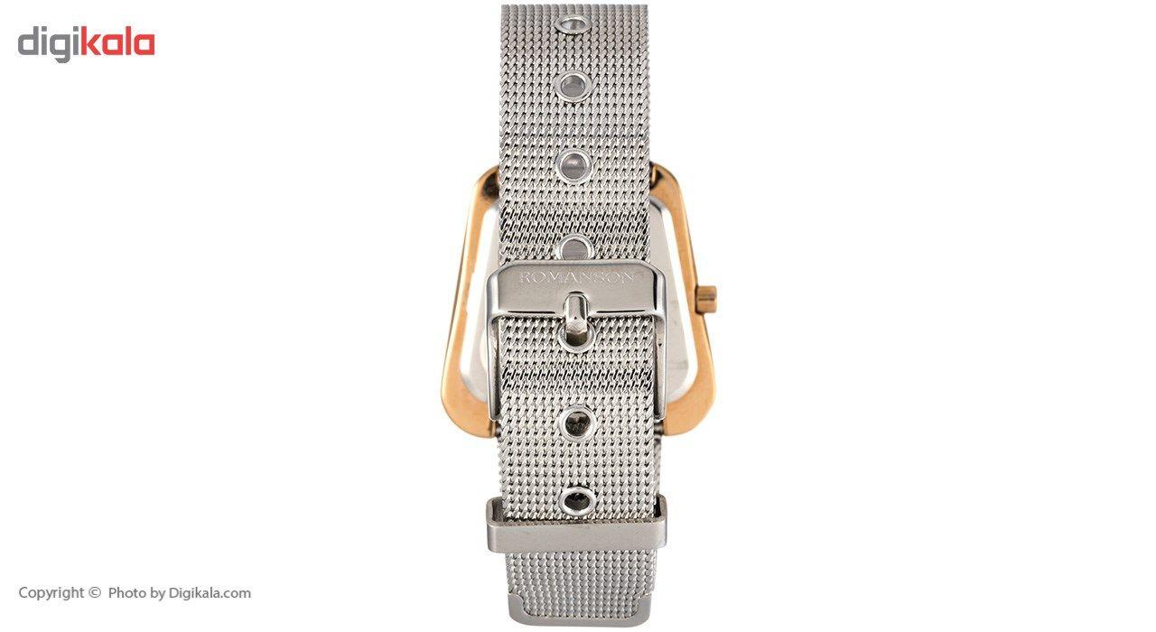 ساعت مچی عقربه ای زنانه رومانسون مدل RM0365LL1JAS6R -  - 5