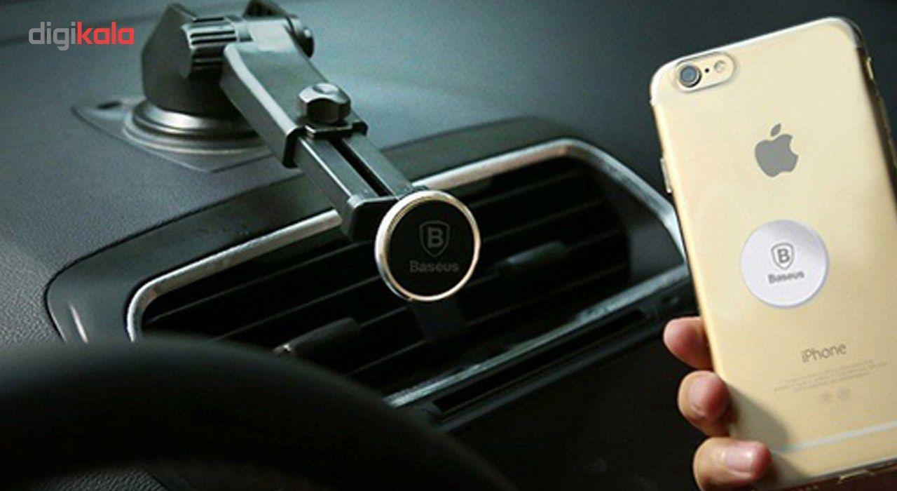 پایه نگهدارنده گوشی موبایل باسئوس مدل Mechanical Era main 1 5