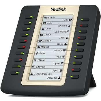 ماژول افزایش ظرفیت تلفن تحت شبکه یالینک مدل EXP20