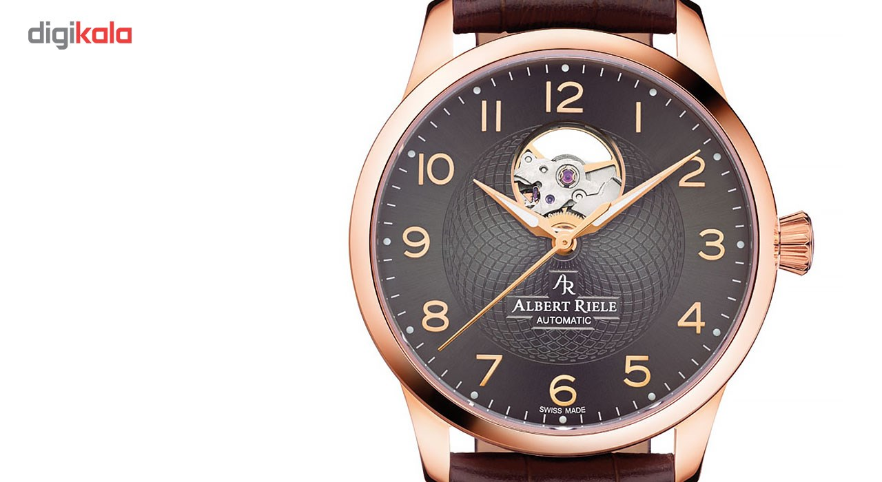 ساعت مچی عقربه ای مردانه آلبرت ریله مدل 136GA04-SP22A-LN