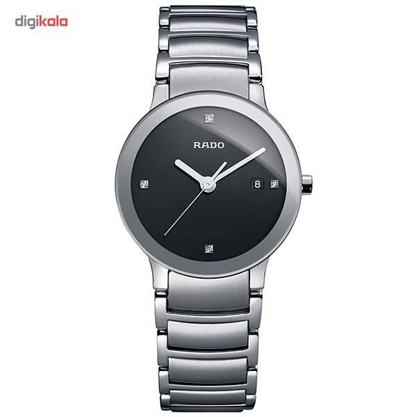 خرید                                      ساعت مچی عقربه ای زنانه رادو مدل 111.0928.3.071