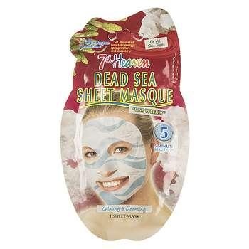 ماسک صورت نقابی مونته ژنه سری 7th Heaven مدل Dead Sea - یک ورق