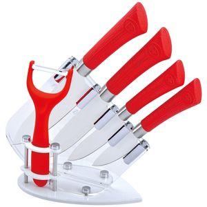 ست چاقوی آشپزخانه 5 پارچه رویالتی لاین مدل RL CW5ST