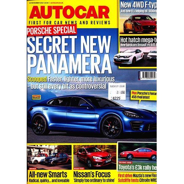 مجله اتوکار - دوازدهم نوامبر 2014