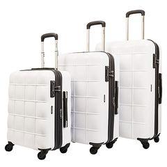 مجموعه سه عددی چمدان اکولاک مدل Square