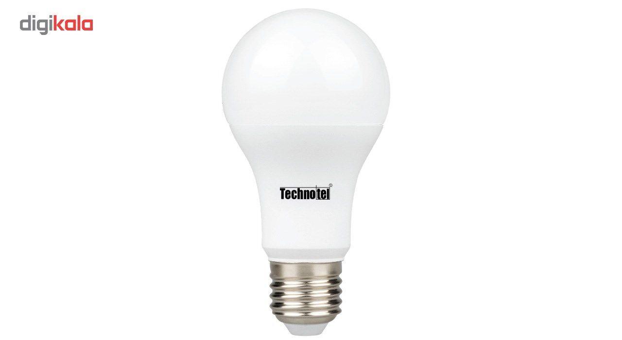 لامپ ال ای دی 12 وات تکنوتل مدل 312  پایه E27 main 1 1