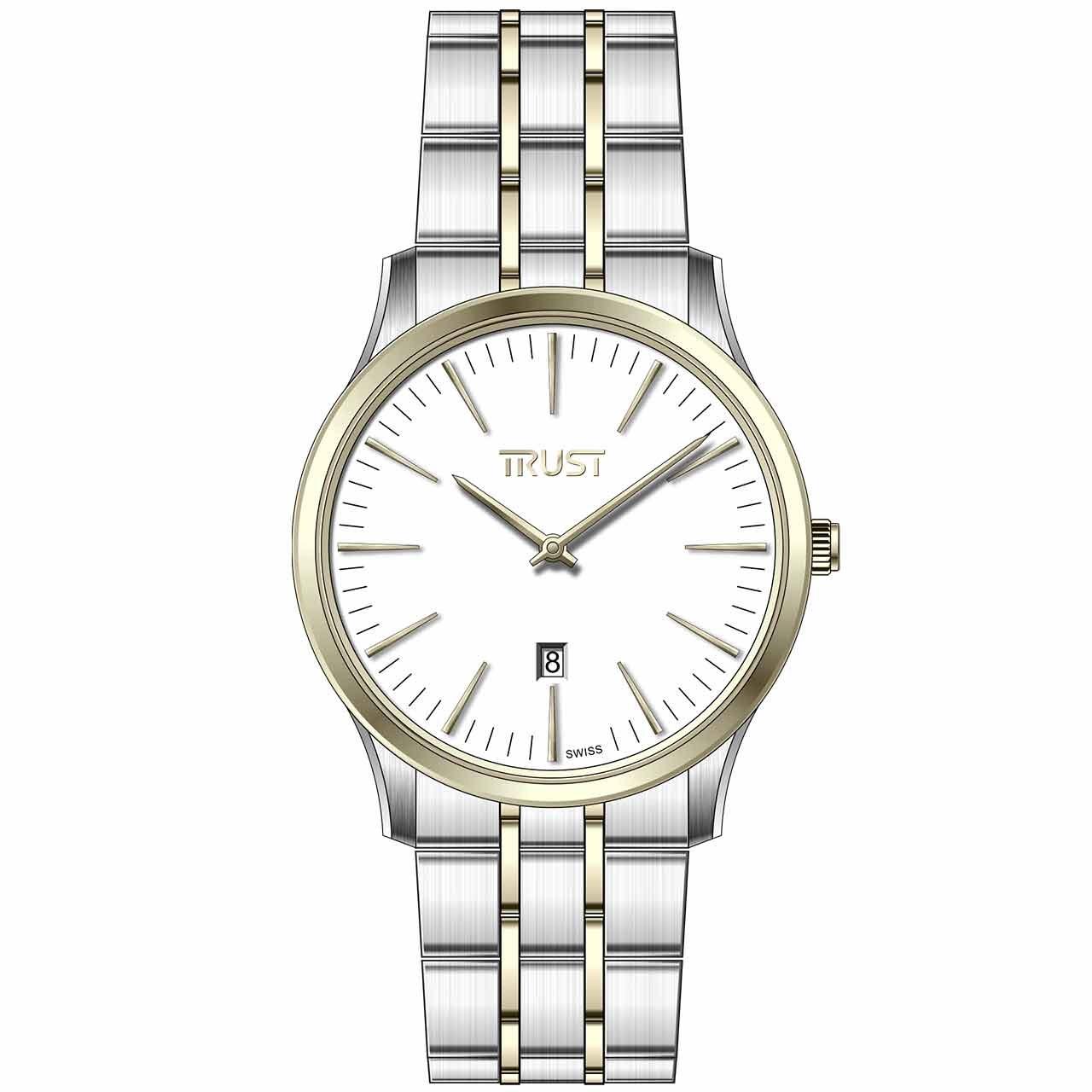 قیمت                      ساعت مچی عقربه ای مردانه تراست مدل G460MMK